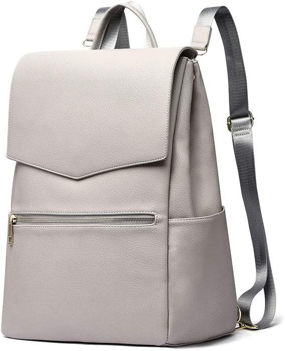 The HaloVa is a super affordable designer nappy bag backpack option.
