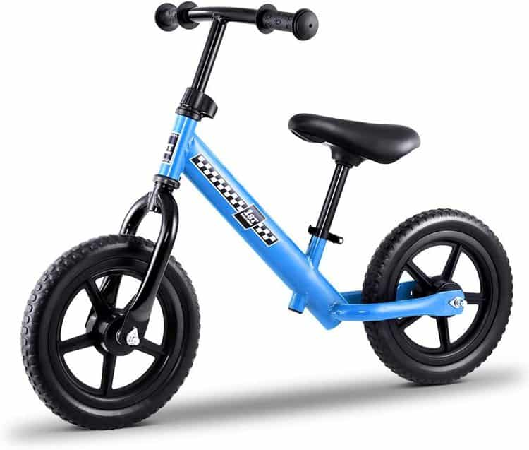 This Rigo bike is one of the best first bike Australia options and scores well in our Rigo balance bike review.