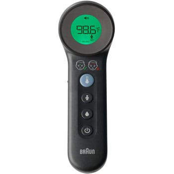 Braun 3 in 1 BNT400 No Touch Thermometer