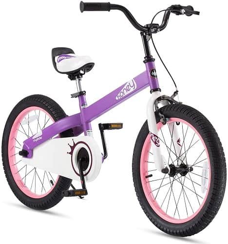 The Cube Tube is the best bike for 4 year old Australia Royalbaby option.