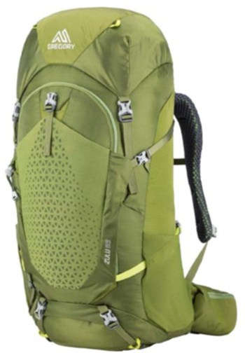 Gregory Mountain Products Zulu 65L