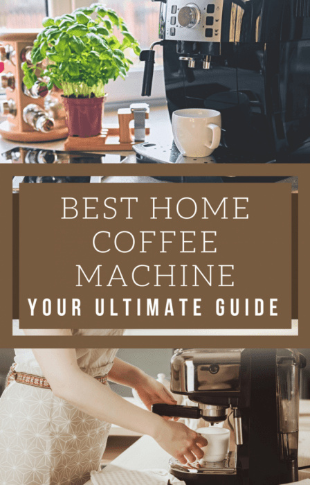 Intro/feature image for the best home coffee machine Australia 2019 edition guide, coffee machines reviews Australia