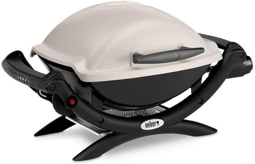Weber Baby Q Q1000 Portable Gas Barbecue Grill