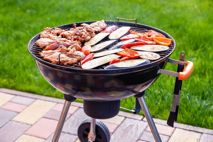 Camping grill