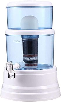 8 Stage 16L Countertop Water Filter