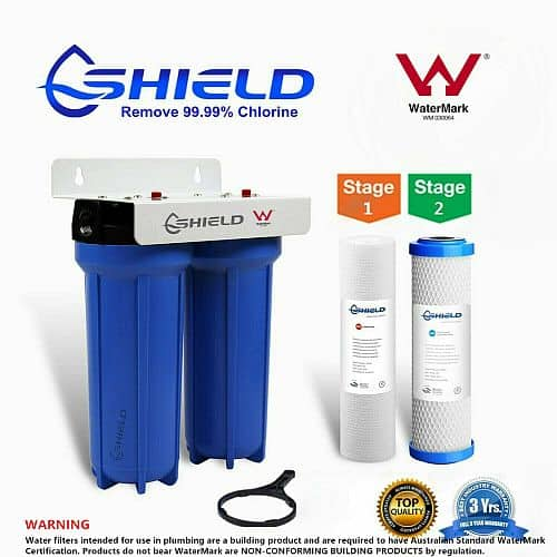 Shield Whole House Water Filter System
