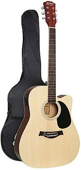 41inch 5-Band EQ Electric Acoustic Guitar