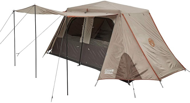 Coleman Instant Up 8 Person Camping Tent