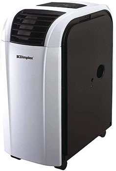 Dimplex Reverse Cycle Portable Heater & Air Conditioner