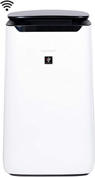 Sharp FXJ80UW IoT Plasmacluster Ion Purifier Air
