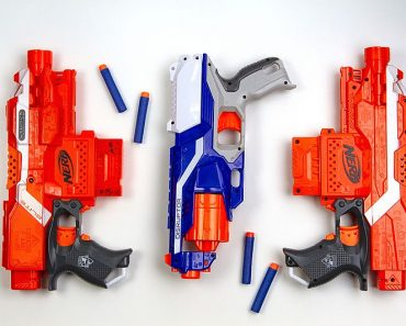 Ultimate Guide To The Best Nerf Gun In The World 2021